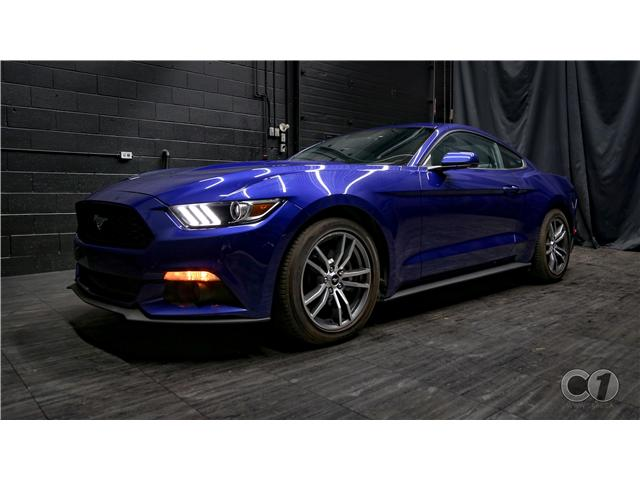 2015 Ford Mustang EcoBoost Premium (Stk: CT19-203) in Kingston - Image 2 of 34