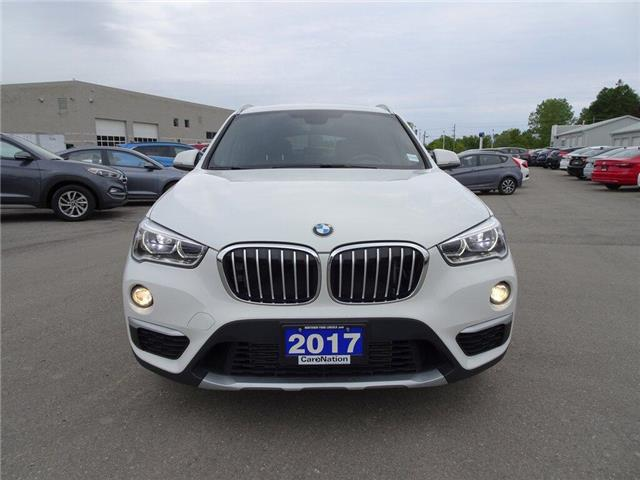 2017 BMW X1 xDrive28i | AWD | PWR HTD LEATHER | PANO ROOF | (Stk: DR233) in Brantford - Image 2 of 45