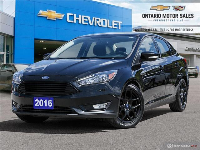 2016 Ford Focus SE (Stk: 323354A) in Oshawa - Image 1 of 36