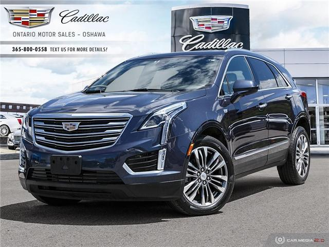 2019 Cadillac XT5 Premium Luxury (Stk: 12646A) in Oshawa - Image 1 of 36