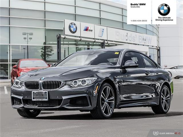 2016 BMW 435i xDrive (Stk: DB5655) in Oakville - Image 1 of 25