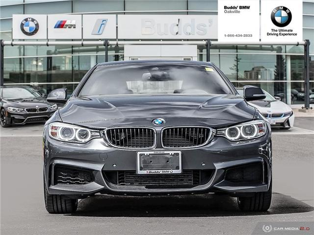 2016 BMW 435i xDrive (Stk: DB5655) in Oakville - Image 2 of 25