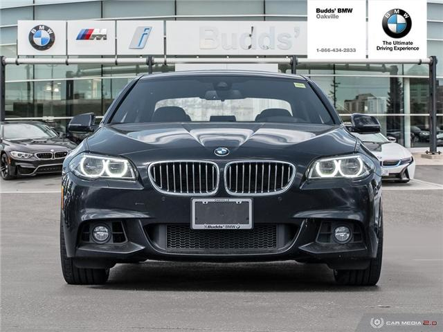 2016 BMW 535i xDrive (Stk: DB5634) in Oakville - Image 2 of 25