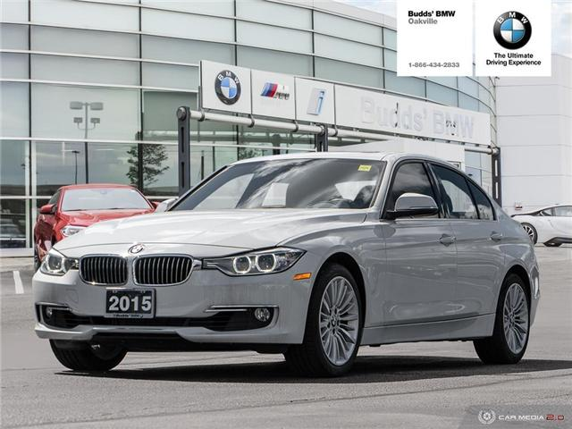 2015 BMW 328i xDrive (Stk: DB5592) in Oakville - Image 1 of 25