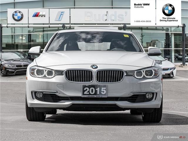 2015 BMW 328i xDrive (Stk: DB5592) in Oakville - Image 2 of 25
