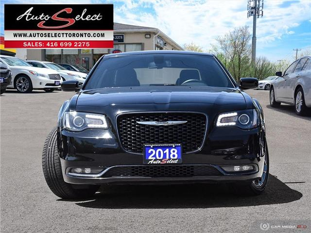 2018 Chrysler 300 S (Stk: 1C3SYH21) in Scarborough - Image 2 of 28