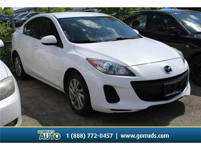 2012 Mazda Mazda3 GS-SKY (Stk: 613821) in Milton - Image 1 of 10