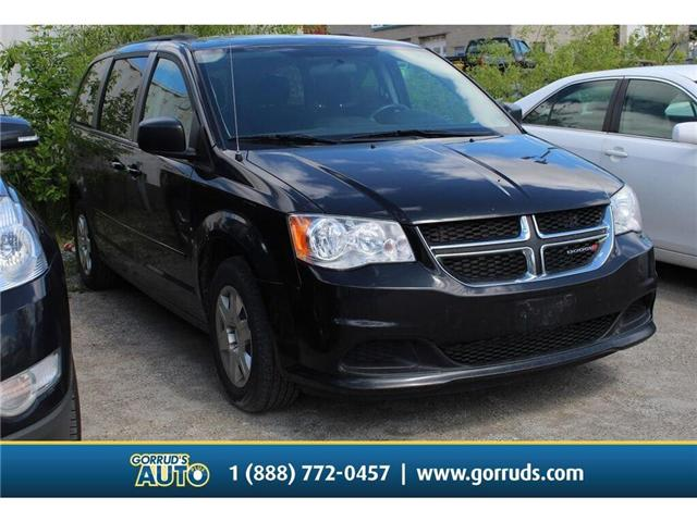 2012 Dodge Grand Caravan SE/SXT (Stk: 395757) in Milton - Image 1 of 10