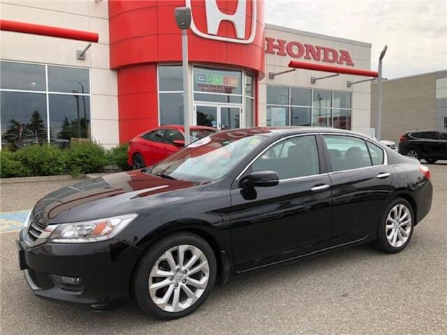 2015 Honda Accord Touring (Stk: P7085) in Georgetown - Image 1 of 9