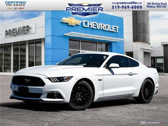 2015 Ford Mustang  (Stk: 191842A) in Windsor - Image 1 of 27