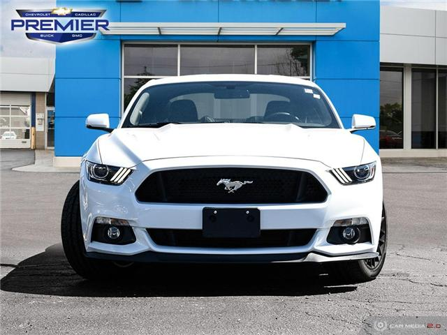 2015 Ford Mustang  (Stk: 191842A) in Windsor - Image 2 of 27