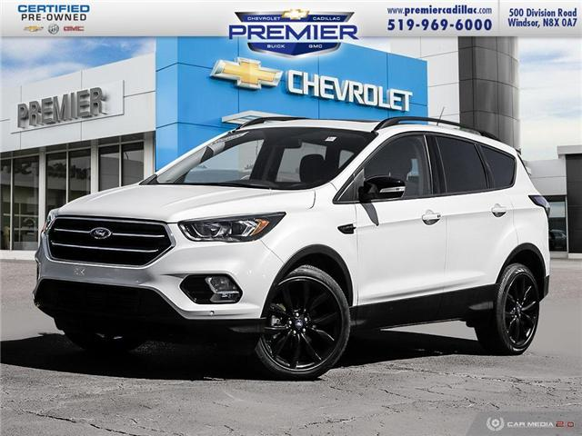 2018 Ford Escape Titanium (Stk: P19127) in Windsor - Image 1 of 27