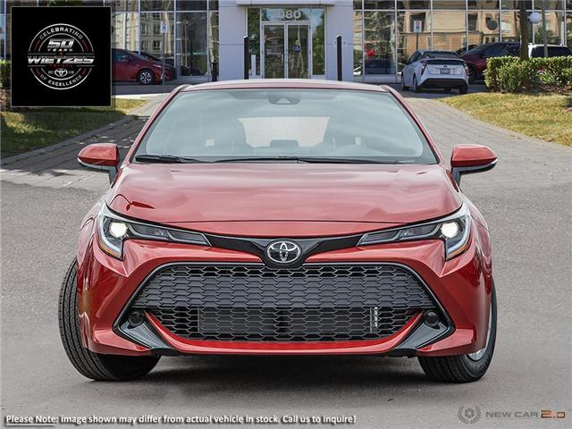 2019 Toyota Corolla Hatchback CVT (Stk: 68890) in Vaughan - Image 2 of 24