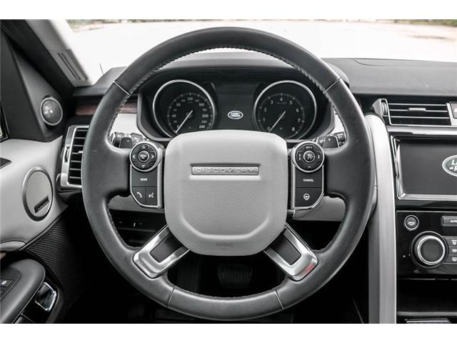 2017 Land Rover Discovery HSE LUXURY (Stk: 22489A) in Mississauga - Image 9 of 22