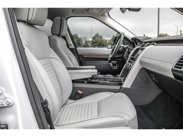 2017 Land Rover Discovery HSE LUXURY (Stk: 22489A) in Mississauga - Image 17 of 22