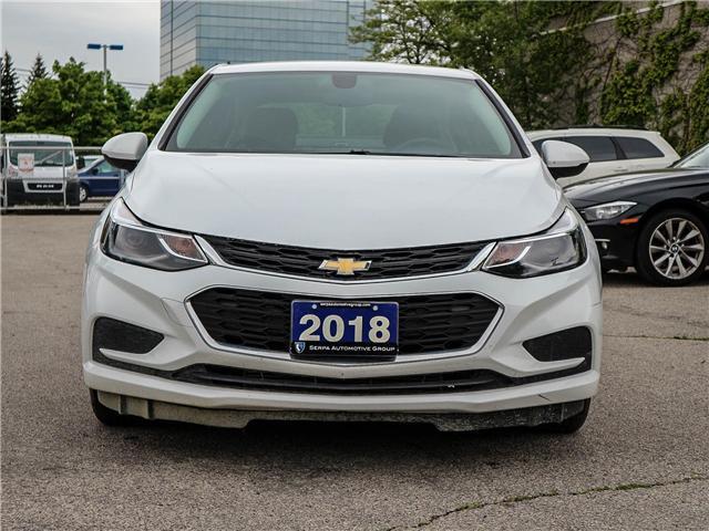 2018 Chevrolet Cruze LT Auto (Stk: S1100) in Toronto - Image 2 of 24