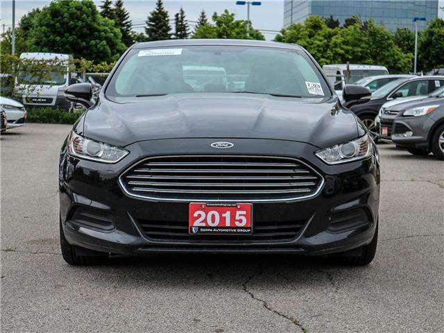 2015 Ford Fusion SE (Stk: 6559K5) in Toronto - Image 2 of 26