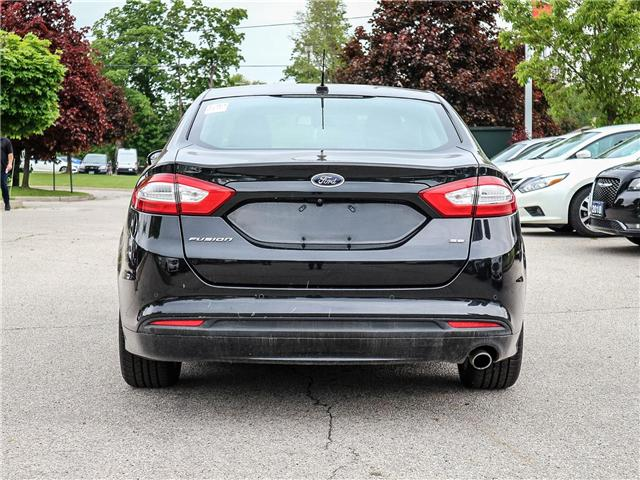 2015 Ford Fusion SE (Stk: 6559K5) in Toronto - Image 6 of 26