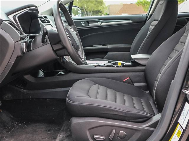 2015 Ford Fusion SE (Stk: 6559K5) in Toronto - Image 11 of 26