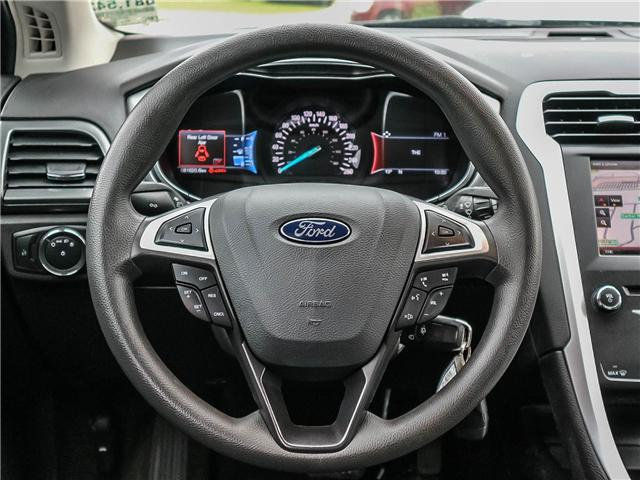 2015 Ford Fusion SE (Stk: 6559K5) in Toronto - Image 12 of 26