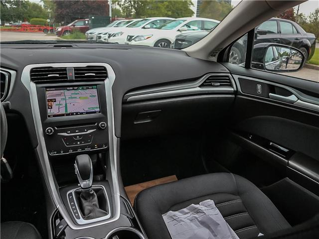 2015 Ford Fusion SE (Stk: 6559K5) in Toronto - Image 15 of 26