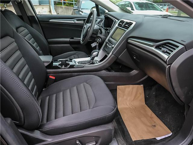 2015 Ford Fusion SE (Stk: 6559K5) in Toronto - Image 17 of 26
