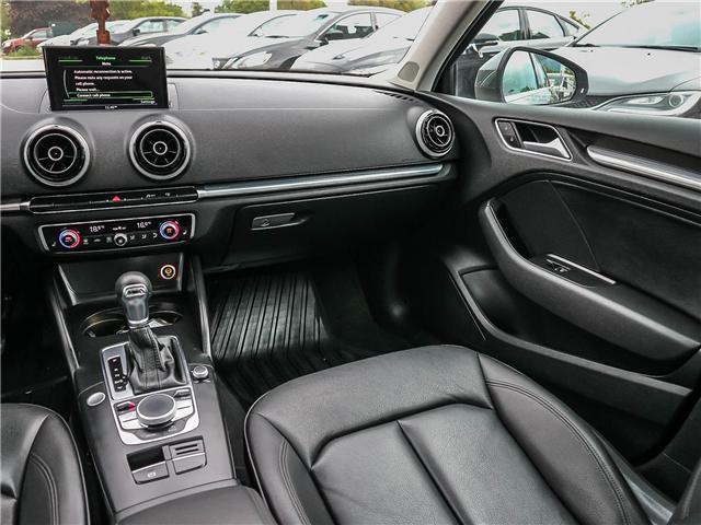 2015 Audi A3 1.8T Progressiv (Stk: SE1109) in Toronto - Image 15 of 23