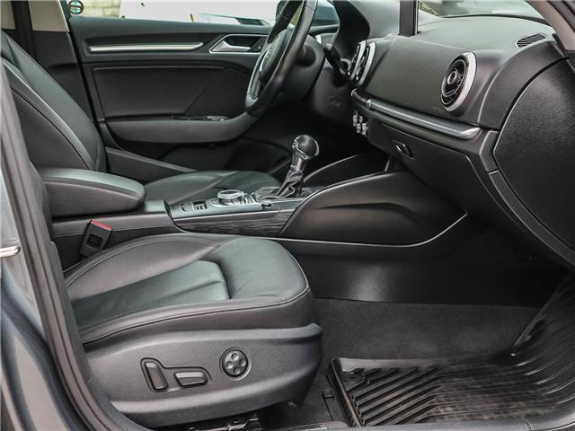2015 Audi A3 1.8T Progressiv (Stk: SE1109) in Toronto - Image 16 of 23