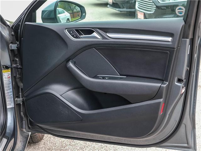 2015 Audi A3 1.8T Progressiv (Stk: SE1109) in Toronto - Image 17 of 23