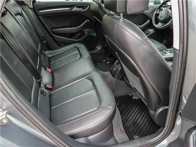2015 Audi A3 1.8T Progressiv (Stk: SE1109) in Toronto - Image 18 of 23