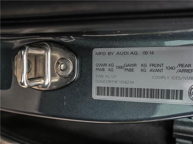 2015 Audi A3 1.8T Progressiv (Stk: SE1109) in Toronto - Image 23 of 23