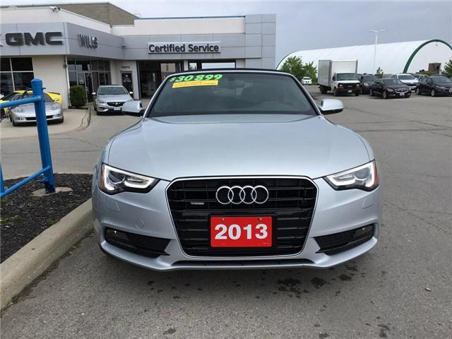 2013 Audi A5  (Stk: K373B) in Grimsby - Image 2 of 16
