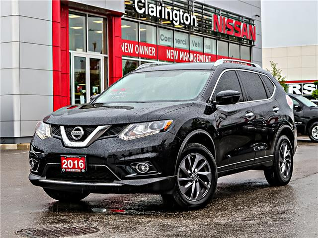 2016 Nissan Rogue SL Premium (Stk: GC789956) in Bowmanville - Image 1 of 30