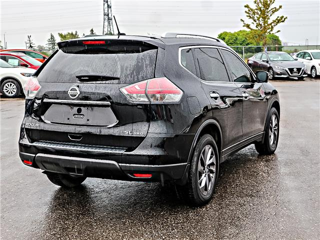 2016 Nissan Rogue SL Premium (Stk: GC789956) in Bowmanville - Image 5 of 30