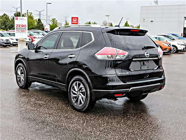 2016 Nissan Rogue SL Premium (Stk: GC789956) in Bowmanville - Image 7 of 30