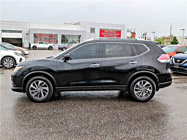 2016 Nissan Rogue SL Premium (Stk: GC789956) in Bowmanville - Image 8 of 30