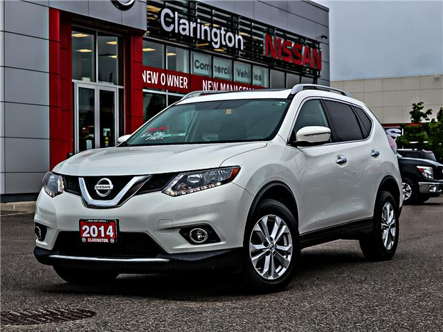 2014 Nissan Rogue SV (Stk: EC813595) in Bowmanville - Image 1 of 29