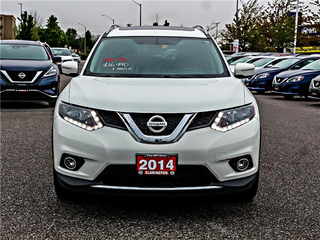 2014 Nissan Rogue SV (Stk: EC813595) in Bowmanville - Image 2 of 29