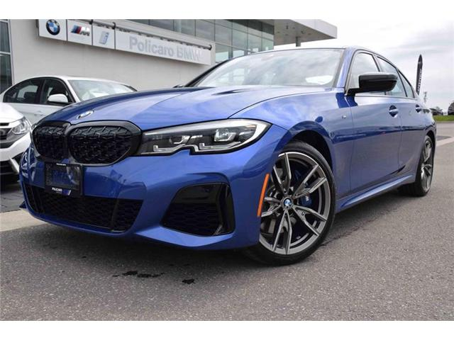 2020 BMW M340 i xDrive (Stk: 0F54496) in Brampton - Image 1 of 12