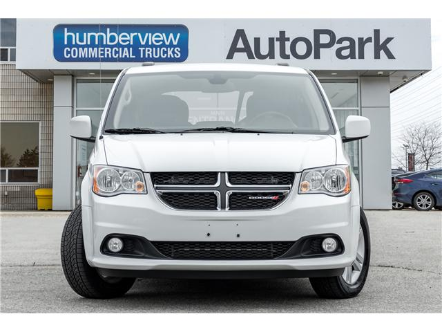 2018 Dodge Grand Caravan Crew (Stk: 18-95570) in Mississauga - Image 2 of 22