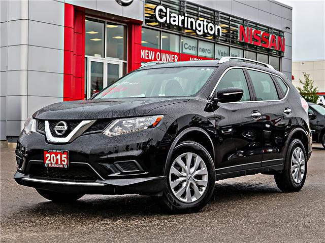 2015 Nissan Rogue S (Stk: FC887288) in Bowmanville - Image 1 of 27