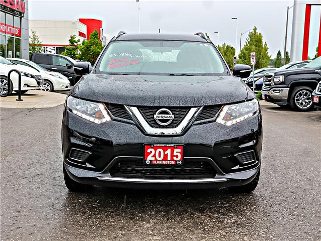 2015 Nissan Rogue S (Stk: FC887288) in Bowmanville - Image 2 of 27