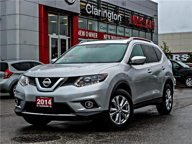 2014 Nissan Rogue SV (Stk: KC776071A) in Bowmanville - Image 1 of 29