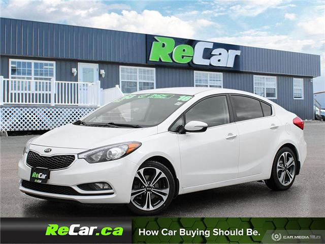 2016 Kia Forte 2.0L EX (Stk: 190640A) in Fredericton - Image 1 of 22