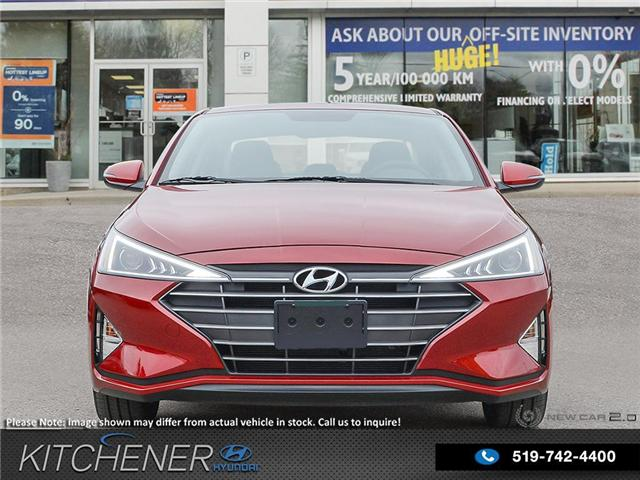 2020 Hyundai Elantra Preferred w/Sun & Safety Package (Stk: 59014) in Kitchener - Image 2 of 23
