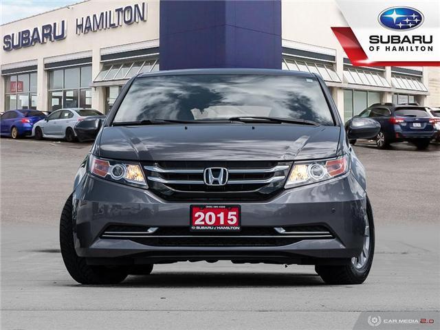 2015 Honda Odyssey EX-L (Stk: S7666A) in Hamilton - Image 2 of 27