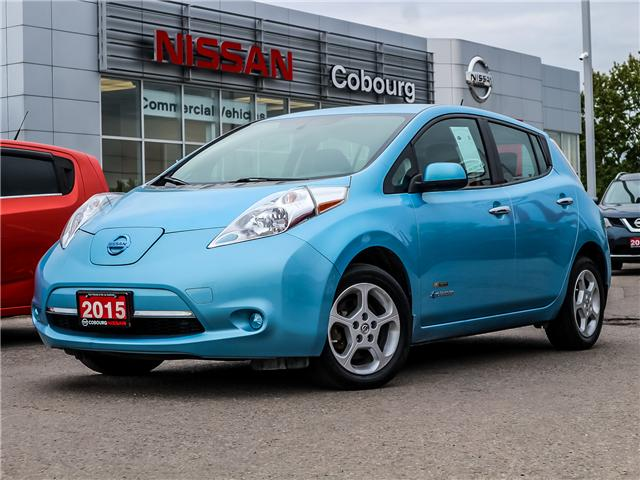 2015 Nissan LEAF SV (Stk: KC311603A) in Cobourg - Image 1 of 30