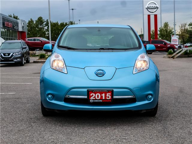 2015 Nissan LEAF SV (Stk: KC311603A) in Cobourg - Image 2 of 30
