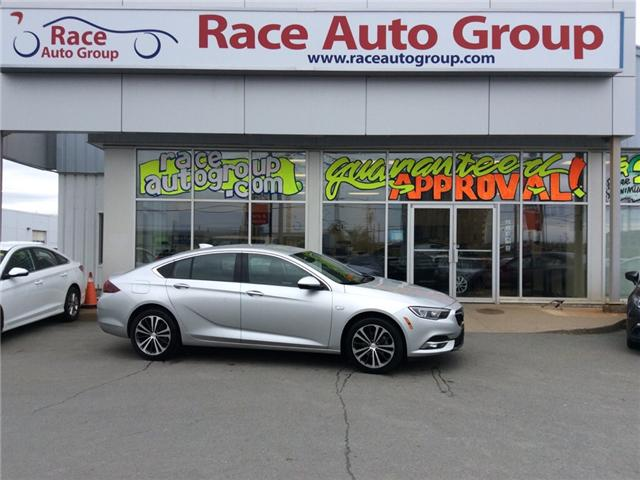 2019 Buick Regal Sportback Preferred II (Stk: 16701) in Dartmouth - Image 1 of 21