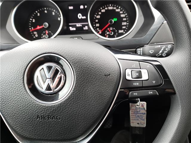 2019 Volkswagen Tiguan Trendline (Stk: N13349) in Newmarket - Image 9 of 29